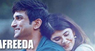 Afreeda Lyrics – Dil Bechara
