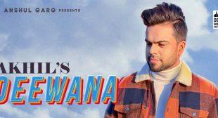 Deewana Lyrics – Akhil