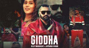 Lyrics of Giddha Song