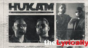 Hukam Karan Aujla Song Lyrics
