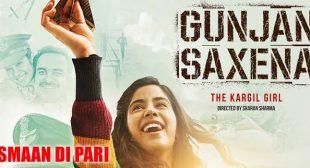 Asmaan Di Pari Lyrics – Gunjan Saxena