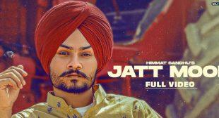 Jatt Mood Lyrics – Himmat Sandhu