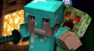 REVENGE LYRICS – Minecraft Song | Usher's DJ | Lyricsbazzi