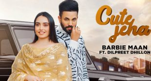 Cute Jeha Lyrics – Barbie Maan