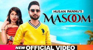 Masoom Lyrics and Video