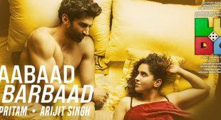 Aabaad Barbaad Lyrics – Ludo