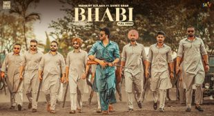 Mankirt Aulakh's New Song Bhabi
