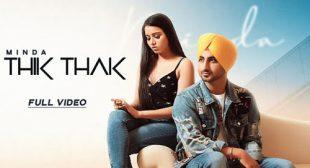 Minda – Thik Thak Lyrics