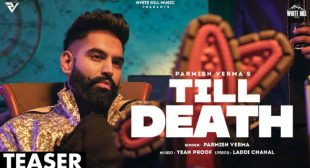 Till Death Lyrics – Parmish Verma