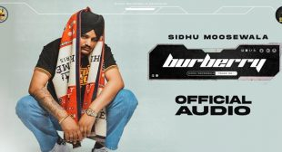 Burberry Lyrics – Sidhu Moose Wala