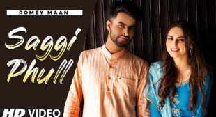 Lyrics of Saggi Phull Song