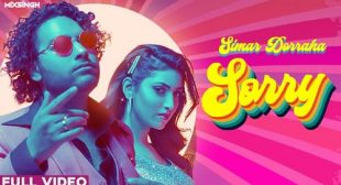 Sorry Song Lyrics – Simar Doraha