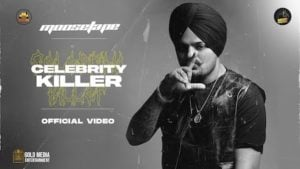 Celebrity Killer Lyrics – Sidhu
