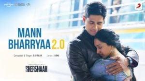 Mann Bharrya 2 Lyrics – Shershaah