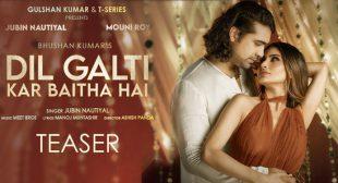 Dil Galti Kar Baitha Hai Lyrics