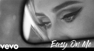 Easy On Me Adele Lyrics